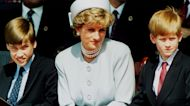 Princess Diana's Unearthed 1989 Letter Signed By William & Harry Up For Auction