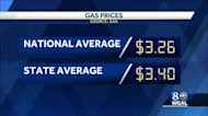Gas prices rise to 7-year high