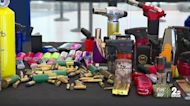 TSA: Items detected in carry-on luggage partly to blame for long security lines