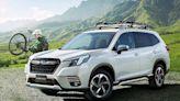 首搭油電力抗 RAV4 Hybrid!小改款 Subaru Forester 現身台灣路測 - 自由電子報汽車頻道