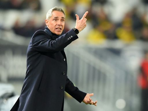 Portugal's Paulo Sousa named new Poland coach
