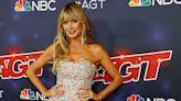 Heidi Klum Stuns In Sparkling Strapless Top & Chic Pants On 'AGT' Season 16 Finale