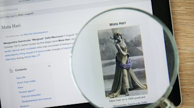 Wikipedia at 20: Why it often overlooks stories of women in history