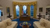 A look inside Biden's Oval Office