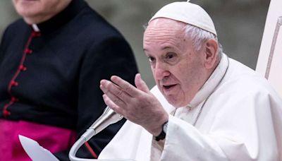 """El Papa advierte sobre un mal """"casi peor que un pecado"""" para la Iglesia"""