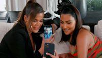 Kim and Khloe Kardashian Uncover Who's Behind Nori's Black Book