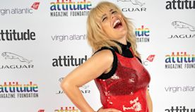 Pregnant Paloma Faith stuns in a see-through dress at virtual Attitude Awards