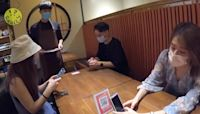 初見網友山珍海味端上桌!台中微解封外食還有這一招?