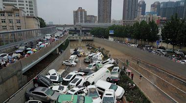 水利專家王維洛:河南洪災主因是「南水北調」