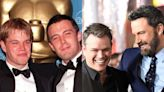 Matt Damon and Ben Affleck have been close since they were kids. Here's a timeline of their 40-year friendship.