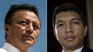Ex-milkman v. the young gun: Madagascar ex-presidents in poll race