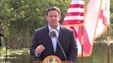 WATCH LIVE at 1 p.m.: Gov. Ron DeSantis to hold news conference in Panama City