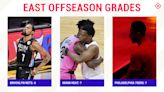 Handing out NBA offseason grades to Eastern Conference teams, from Nets (A) to 76ers (F)