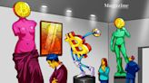 Bitcoin gets physical: Art or digital heresy? – Cointelegraph Magazine