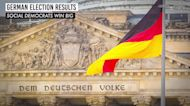 Social Democrats win big in German election