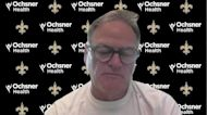 WATCH NOW: Mickey Loomis discusses training camp, QB battle and Thomas' ankle surgery