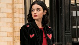 Lucy Hale Looks Back on Katy Keene's First Season, a Stylish Love Letter to the New York City of Our Dreams