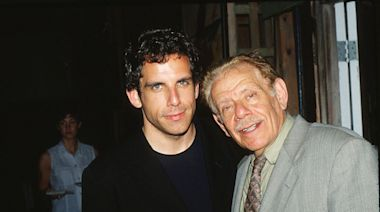 How Ben Stiller's Net Worth Could Change After His Father's Death