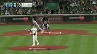 首局就給水手下馬威 Seth Brown炸裂3分砲為運動家敲破鴨蛋【MLB球星精華】20210928