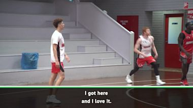 BASKETBALL: NBL: LaMelo looking to make his mark in Australia