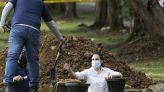 Panama exhumes body looking for victims of 1989 US invasion