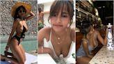 多圖|台灣素人網紅Alicia擁小麥肌健美身材 真身係做英文翻譯