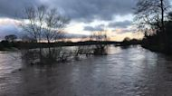 Storm Christoph Brings Flooding to Parts of Cheshire