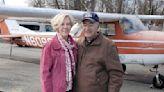 Salem pilot donates plane to organ transplant network