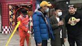 羅志祥假扮清潔工聽路人評價:我會改,是要復出了