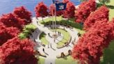 Cuomo Ends Coronavirus Emergency In NY, Unveils Heroes Monument