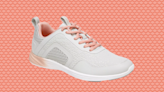 Treat your feet! These comfy, go-with-anything Vionic sneakers are podiatrist-approved—and on sale