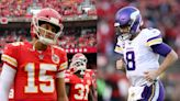 Chiefs' Patrick Mahomes Makes Strong Statement on Vikings' Kirk Cousins