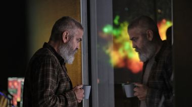With The Midnight Sky , George Clooney issues a warning for humanity