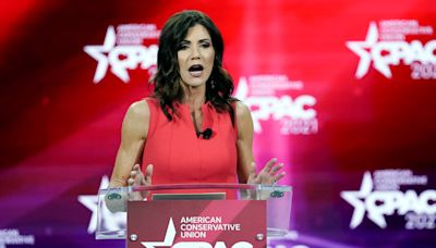 The best speech at CPAC was made by the Republican Party's newer, better, scarier Sarah Palin: Kristi Noem