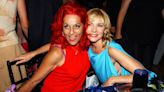 Kim Cattrall Reunites with 'SATC' Costume Designer Patricia Field for Night Out: 'Celebrating Life'