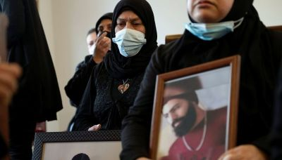 Probe into Beirut blast stalls again, leaving families fuming one year on