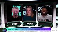 Over/Under Week 7 - Elijah Mitchell