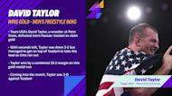 David Taylor Wins Gold in Men's Freestyle 86kg Wrestling Event
