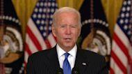 Biden unveils plan to ease supply chain crisis