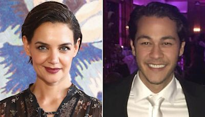 Katie Holmes Congratulates Ex Emilio Vitolo Before His Short Film's 2021 Tribeca Film Festival Debut