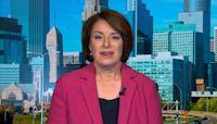 Sen. Amy Klobuchar opens up about breast cancer battle