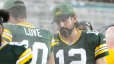 When will the Packers consider trading Aaron Rodgers in-season?