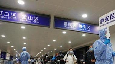 香港飛上海浦東旅客現症狀 隔離期間證染疫
