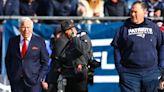 Robert Kraft defers to Bill Belichick over Cam Newton-Mac Jones situation
