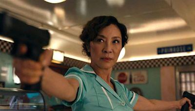 楊紫瓊演《臥虎藏龍》內幕!李安僅一句話 她險從椅子跌下