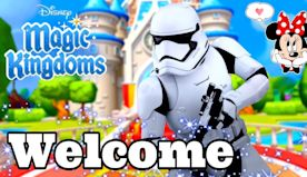 WELCOME A STORMTROOPER! NEW Star Wars Event Disney Magic Kingdoms | Gameplay Walkthrough Ep.543