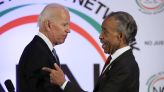Biden appears remotely at Sharpton's NAN convention, touts $2T infrastructure plan as good for Black communities