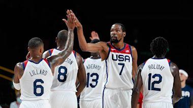 籃球/杜蘭特穩住戰局 美國打爆捷克有驚無險