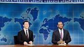 Colin Jost Wants Michael Che to 'Object' at Wedding to Scarlett Johansson: 'It Would Be Nice'