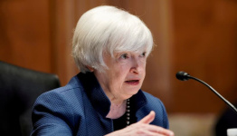 U.S. Treasury's Yellen sets ambitious Europe agenda: taxes, pandemics, climate